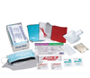 Bodily fluid Spill Clean Up Kit, Bodily Pack, 16 Pc - Disposable Tray