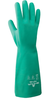 Nitri-Guard glove Unflocked chemical resistant gloves.