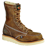 "Thorogood Safety Toe 8"" Moc Toe. 1 PAIR."
