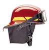 Bullard LTX Series Fire Helmet. The re-engineered LTX. 1 EACH.