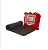 "62""X 80"" Wool Fire Blanket In Hanging Pouch"
